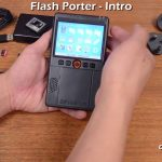 Flash Porter: 2TB portable Photo and Video back-up