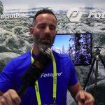CES 2017: FotoPro AK64 – Quick Extend Monopod on show