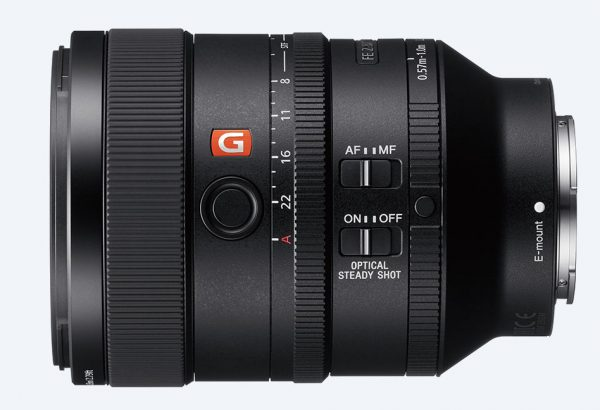 Sony 100mm F/2.8 STF lens