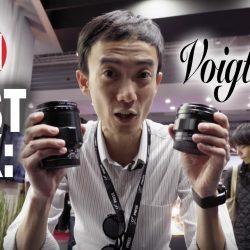 CP+ 2017: Cosina announce THREE new Voigtländer lenses for Sony E mount