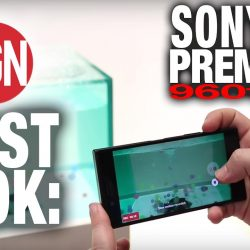 Sony Xperia XZ Premium can shoot at slow motion video at 960fps