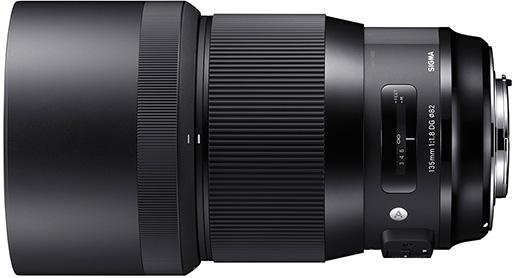Sigma 13mm f/1.8 Art Lens