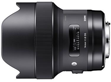 Sigma 14mm Art Lens