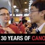 30 years of the Canon EOS system at TPS