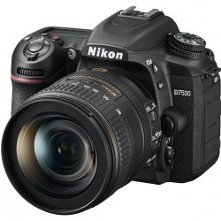 Nikon D7500 steals a march on Canon by adding 4K video