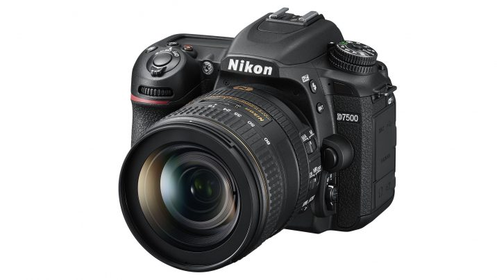 Nikon D7500 Featured Image