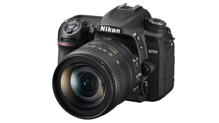 Nikon D7500 Featured Image