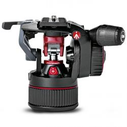 Manfrotto Nitrotech N8 fluid video head launched