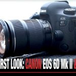 Canon EOS 6D Mark II: The Key Features