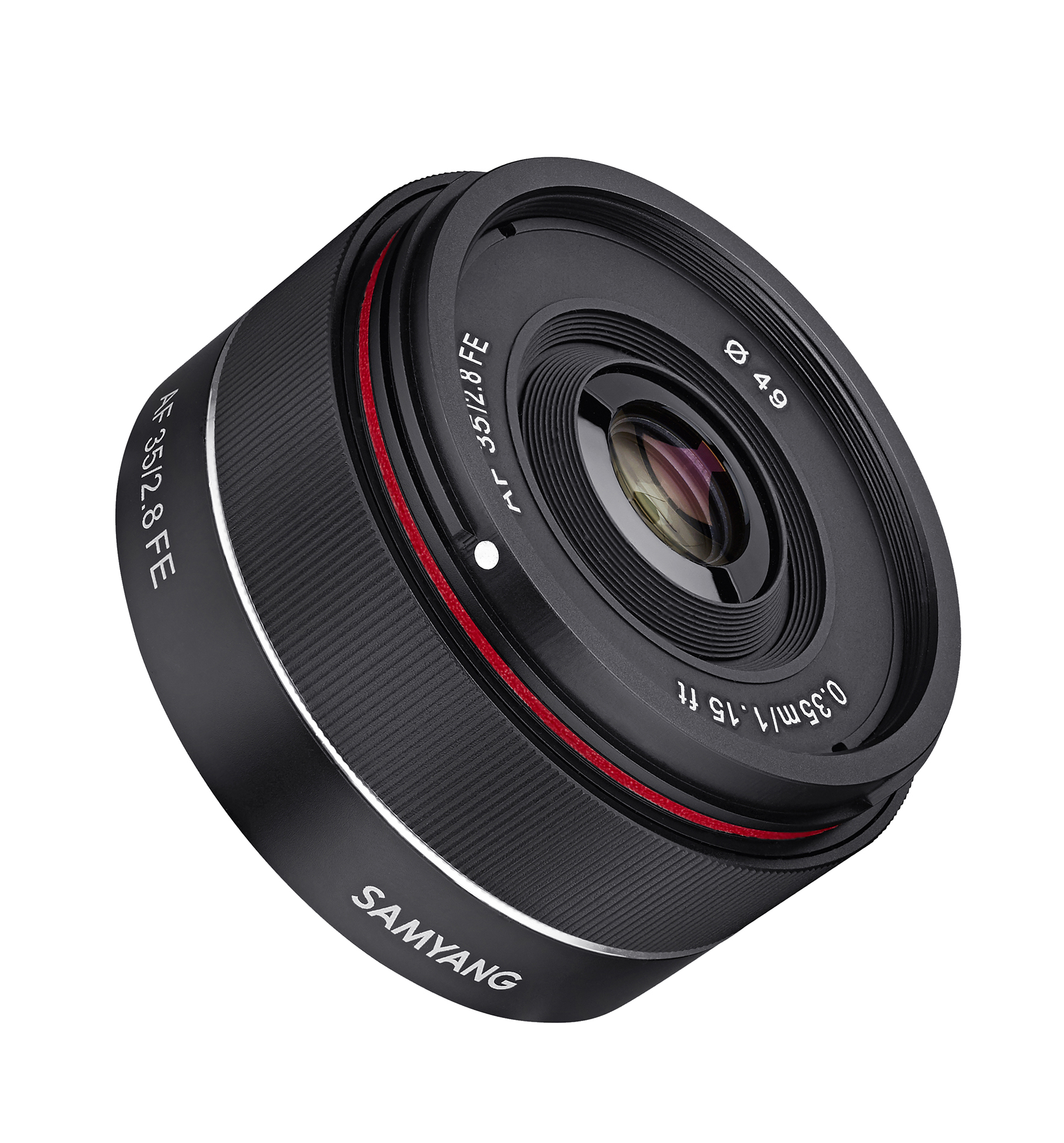 Samyang 35mm f/2.8 FE lens with autofocus launched and it\'s a ...