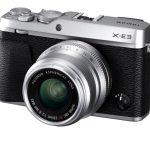 Fujifilm X-E3 arrives with Bluetooth, touchscreen and 4K video