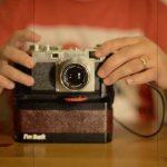 I'm Back digital camera back for 35mm film cameras returns