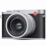 The beautiful Leica Q gets an anodised silver makeover